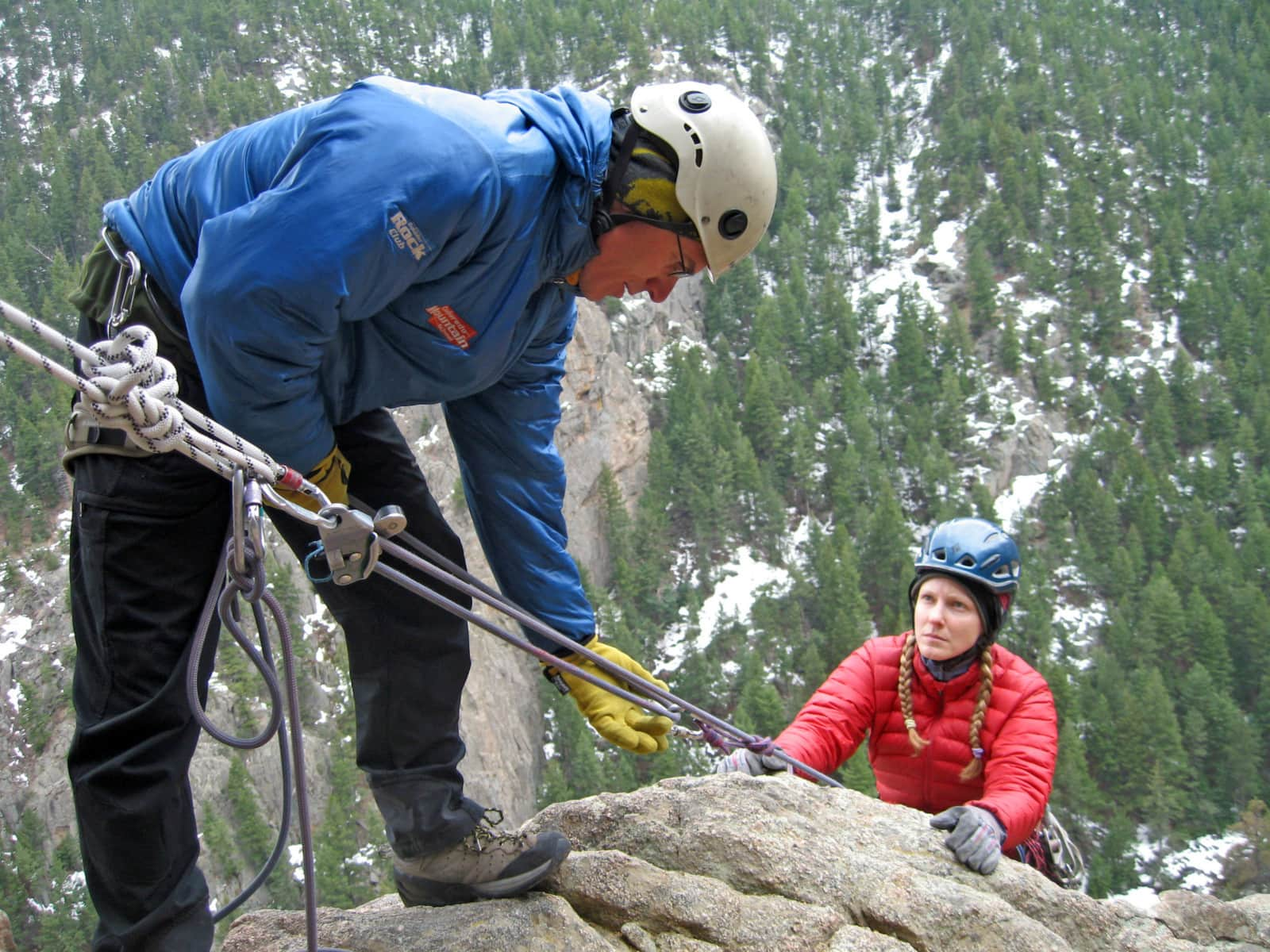 Comprehensive Rock Rescue: Learn a Variety of Rescue ...