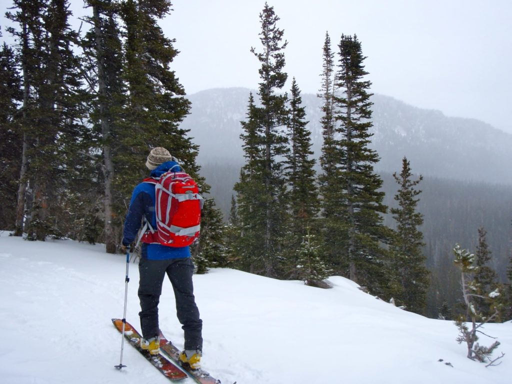 BCA Stash Pack in Rocky Mountain National Park