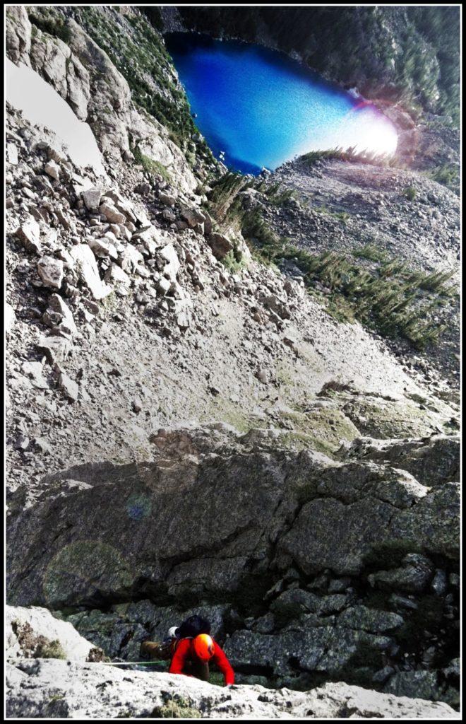 Culp-Bossier, Hallett Peak, Rocky Mountain National Park