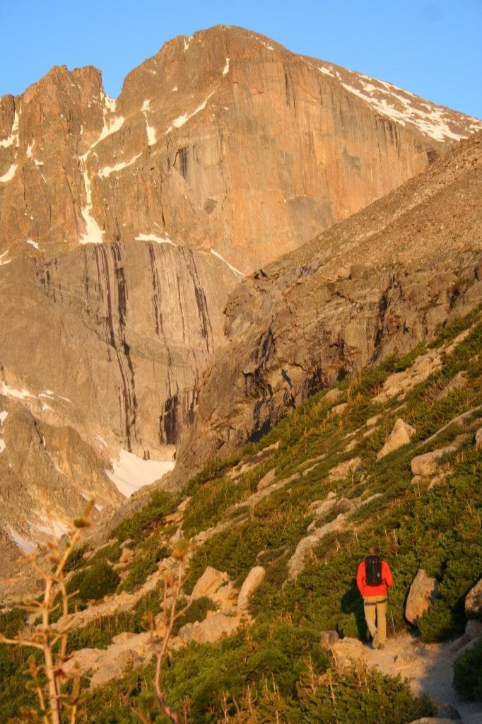 The Diamond, Rocky Mountain National Park