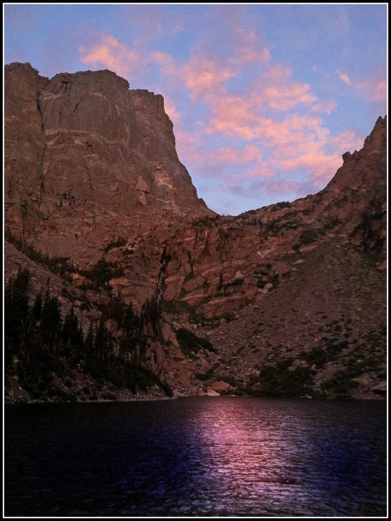 Culp-Bossier - Hallet Peak, photo by Brent Butler
