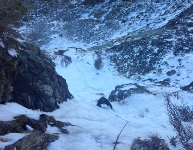 Ice Climbing All Mixed Up