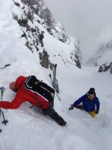 East Kessler Couloir