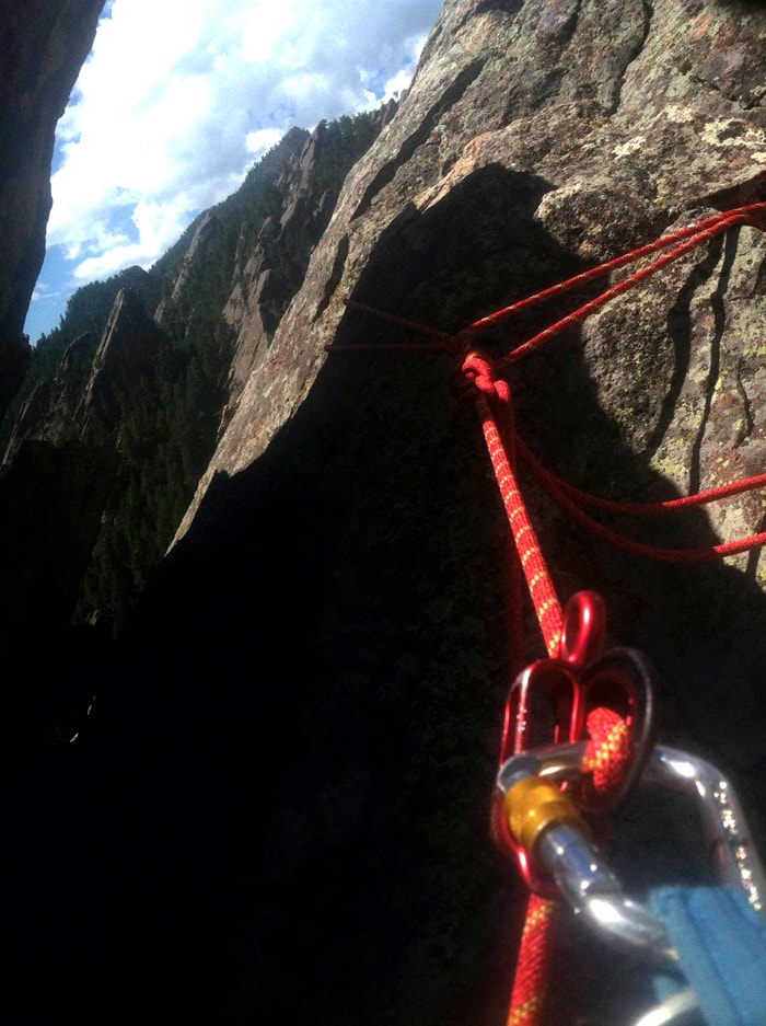 Pro Guide Lite Rappelling