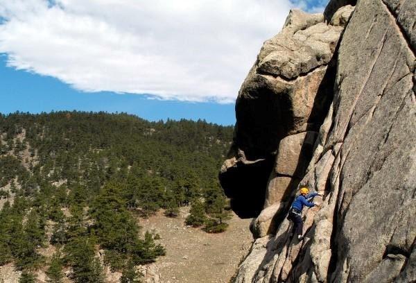 Boulder Canyon Rock Climbing Guides