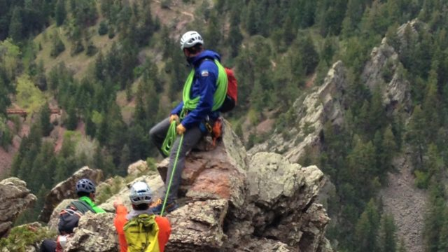 AMGA Rock Guide Exam Mentorship Course. Train with IFMGA guides on your rock exam.