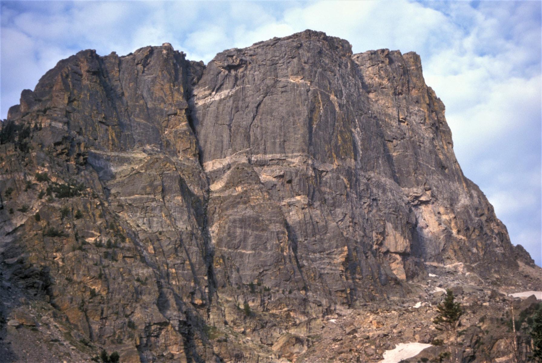 Hallet Peak Colorado Mountain School