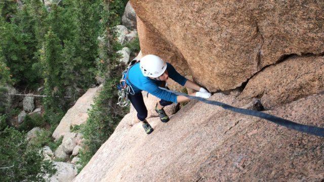 Colorado/Wyoming 8 Day Rock Climbing Camp.