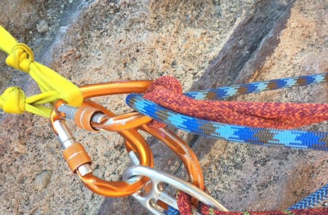 CAMP USA HMS Compact Locking Carabiner Gear Review.
