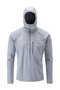 RAB Boreas Pull-On Gear Review by CMS Guide Max Lurie. Wind Layer jacket that is light and versatile.