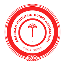 AMGA Rock Certification. Certified AMGA Rock Guide.
