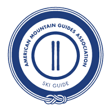 AMGA Ski Certification. Certified AMGA Ski Guide.
