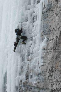 Colorado Ice Climbing Camps.