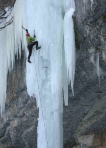 2 Day Vail Vertical Ice Climbing Camp. Climb Ice in Colorado.