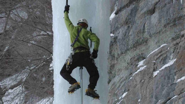 Ice Climbing Camps in Colorado.