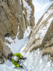 Canadian Rockies Waterfall Ice Climbing.