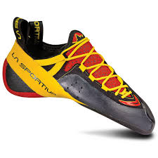 La Sportiva Genius Climbing Shoes.