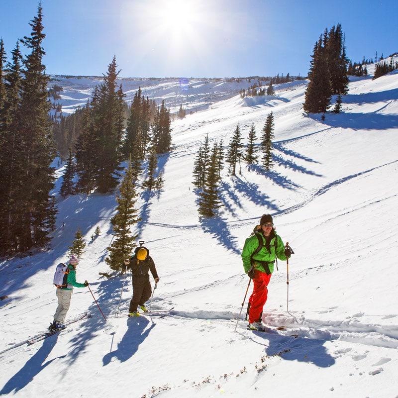 Custom Guided Backcountry Skiing Or Splitboarding Package