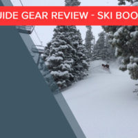 SCARPA ski boot review from Colorado Mountain School guide Jake Gaventa