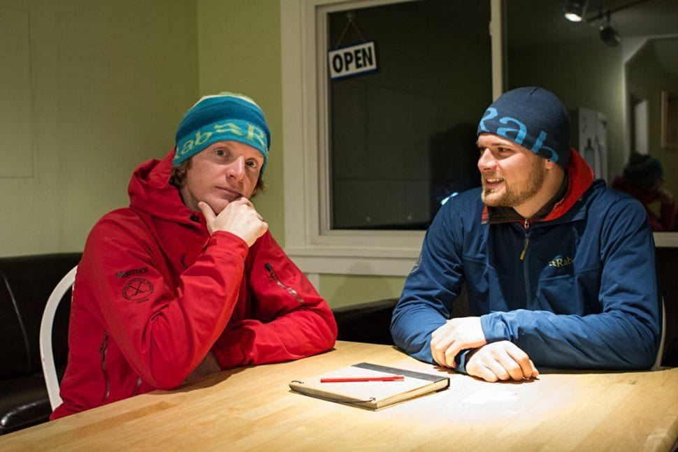 Colorado Mountain School guides Andy Hansen and Mike Bortnowski give their perspective on avalanche education and why an avalanche course can help you be prepared for backcountry travel.