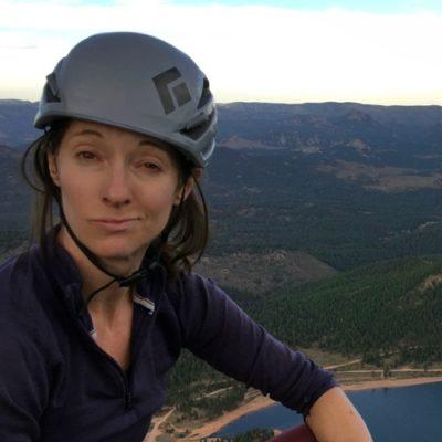Colorado Mountain School Guide, Teresa Goshorn.