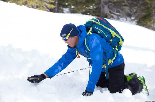 start backcountry skiing splitboarding