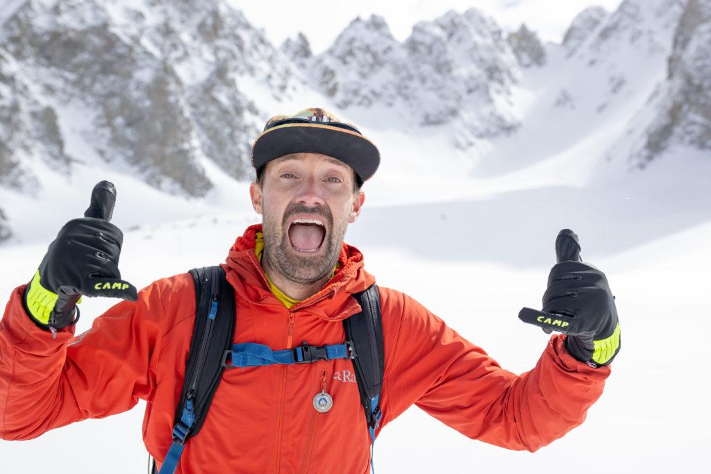 Ian Fowler AMGA mountain guide