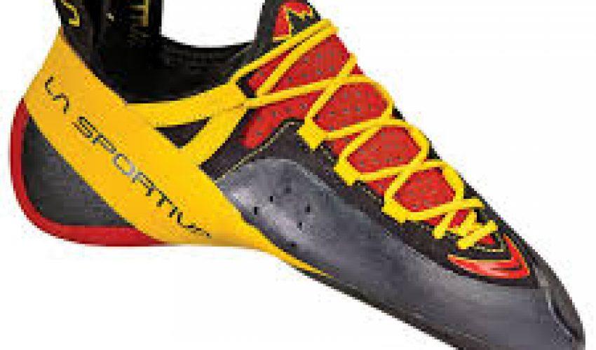 La Sportiva Genius Climbing Shoes.