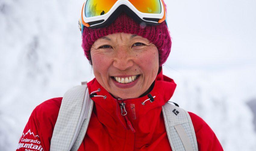 norie kizaki become a mountain guide