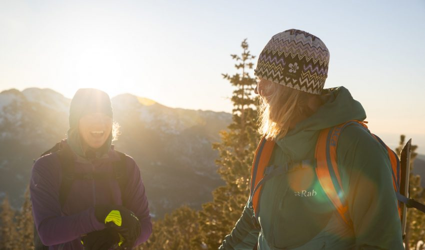 womens mentoring in the outdoors
