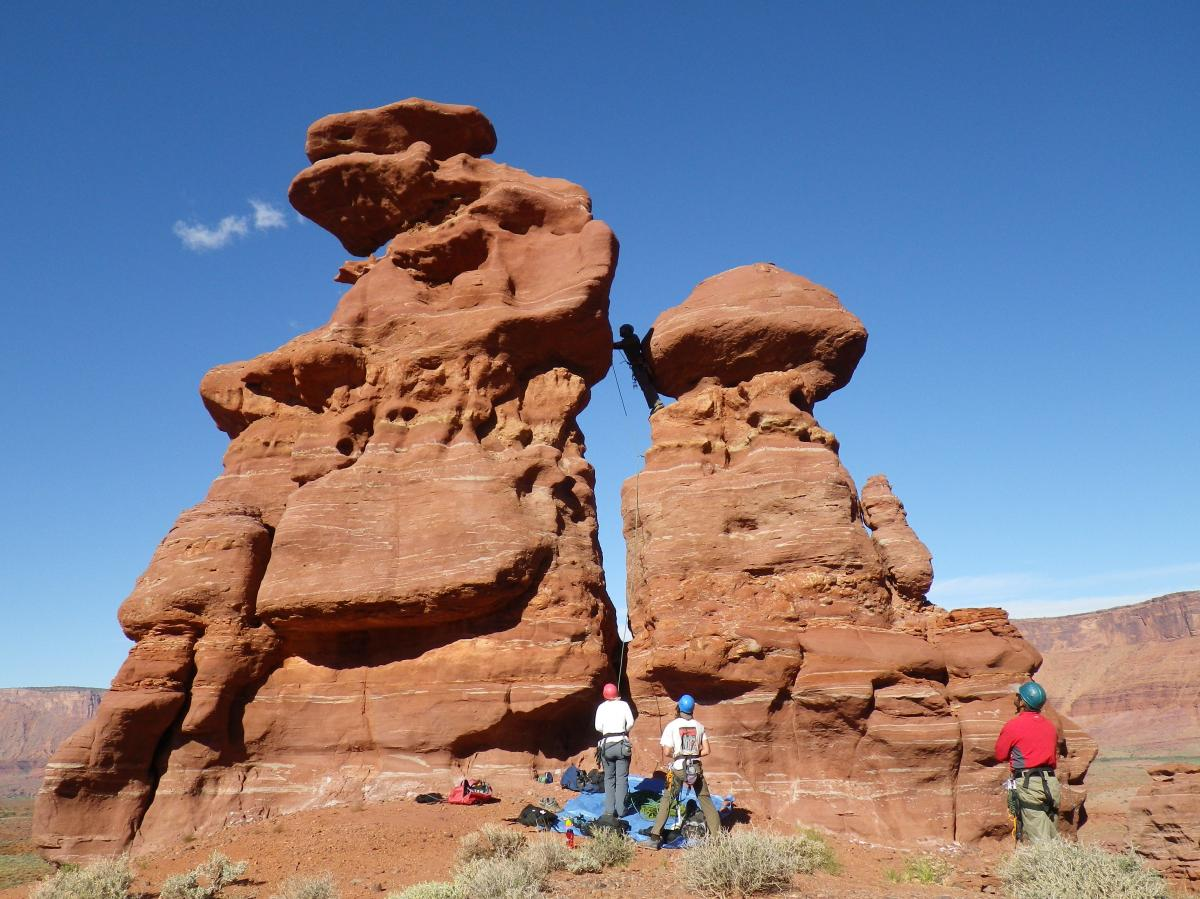 Moab Utah Climbing